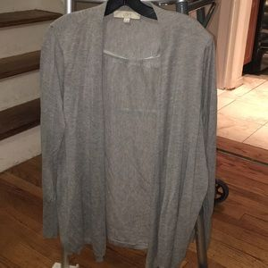 LOFT Women's Cardigan, size XL